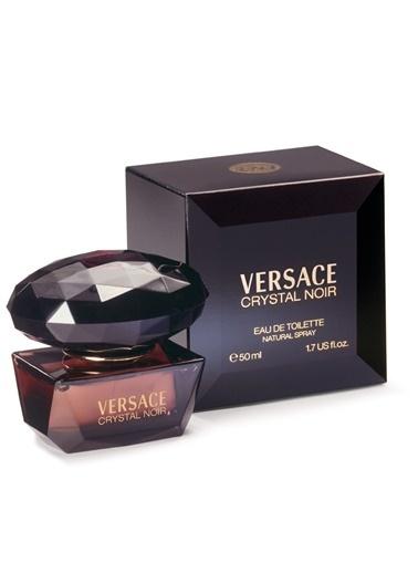 Versace Versace Crystal Noir Edp 50 ml Kadın Parfüm Renksiz